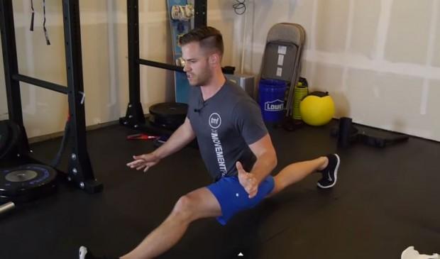 Improve Your Split Stance