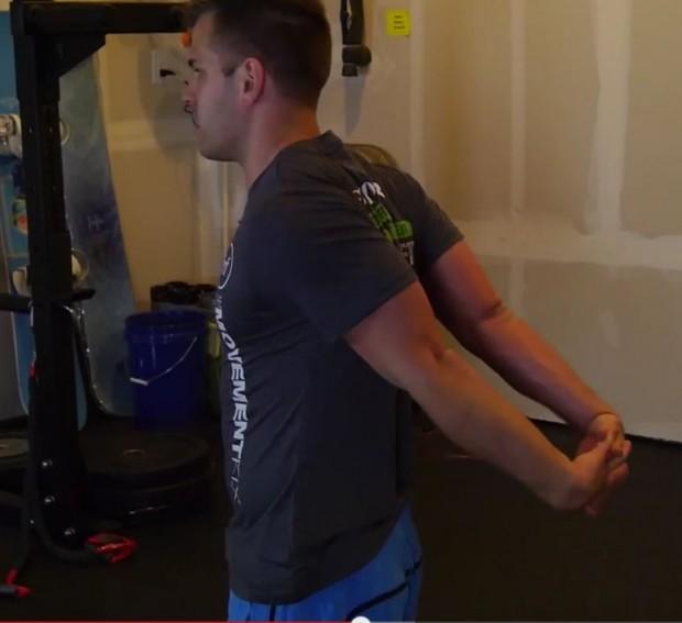 Better Shoulder Extension for Better Dips