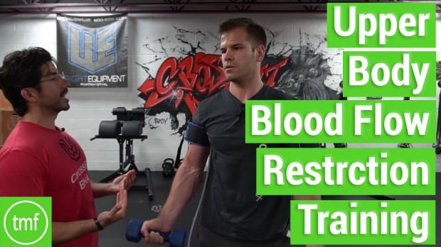 Upper Body Blood Flow Restriction Training
