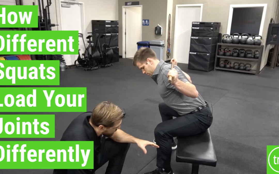 How Different Squats Load Your Back, Knees, and Hips Differently