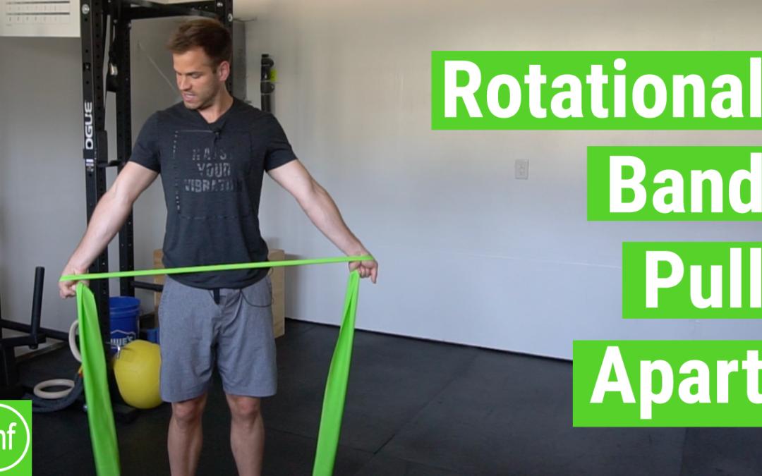 Rotational Pull Aparts