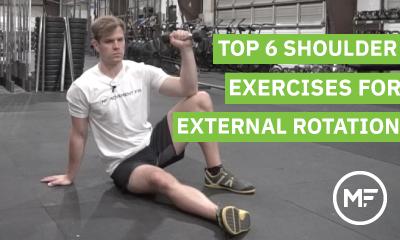 Top 6 Shoulder Exercises for External Rotation