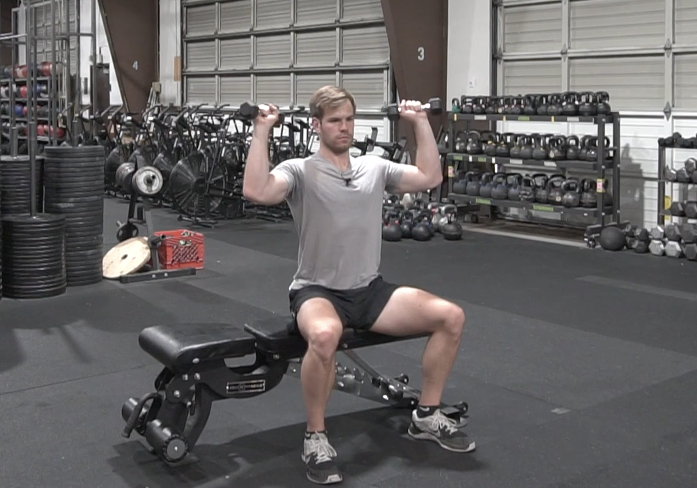 shoulder exercises seated 3