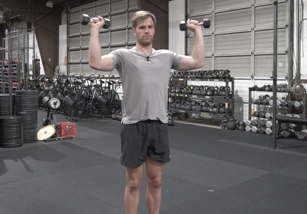 shoulder exercises standing 3