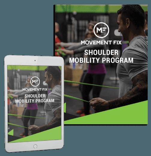 shoulder mobility program cover photo